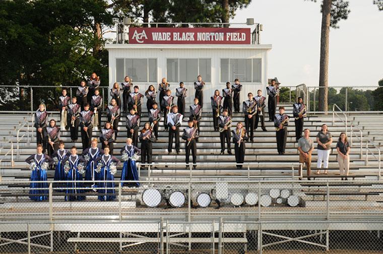 ACA Marching Band
